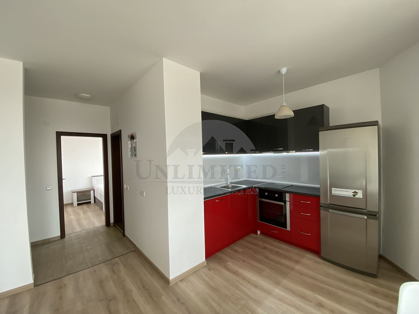1-bedroom Apartment for Rent, Mladost 2