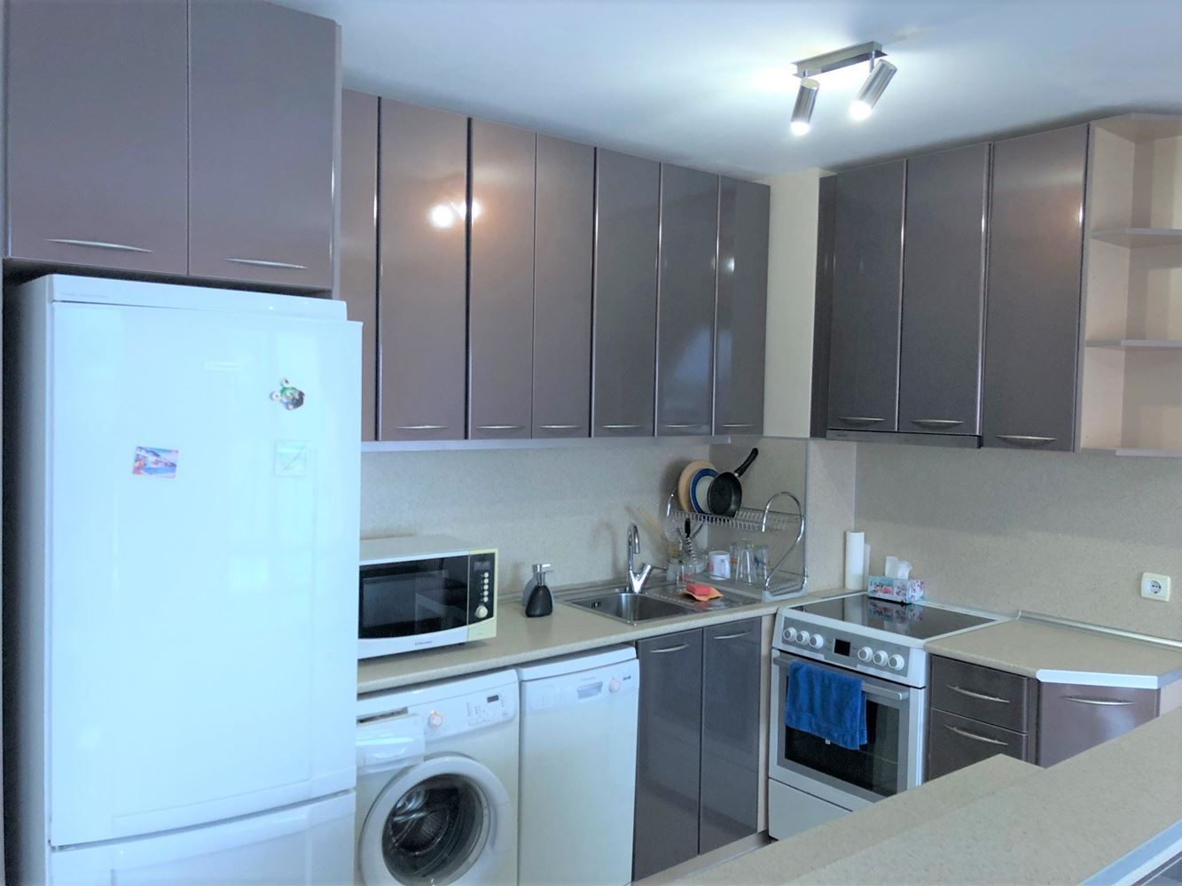1-bedroom Apartment for Rent, Mladost 1A